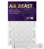 Air Beast High Flow Pleated Filter - MERV 11