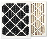 Odor Ban Pleated Carbon Air Filter