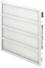 AAF PerfectPleat with DuraFlex media Air Filter 12 Filters 12x24x1 Wholesale Lot